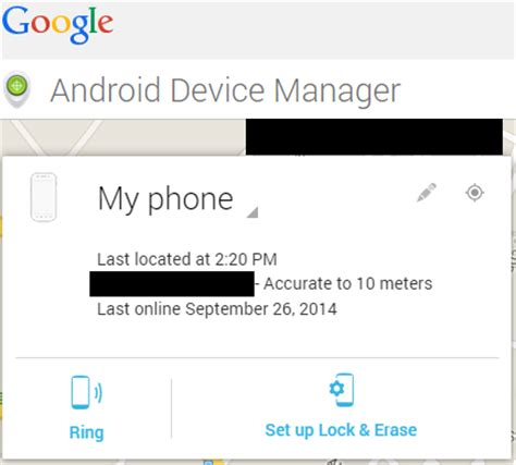 tutorial android device manager locate your phone with android device manager google