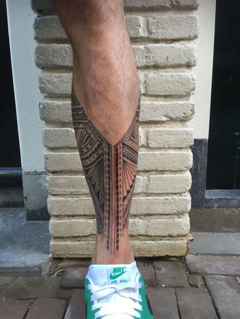 9 best leg tattoo images collection of 25 outsanding polynesian leg sleeve