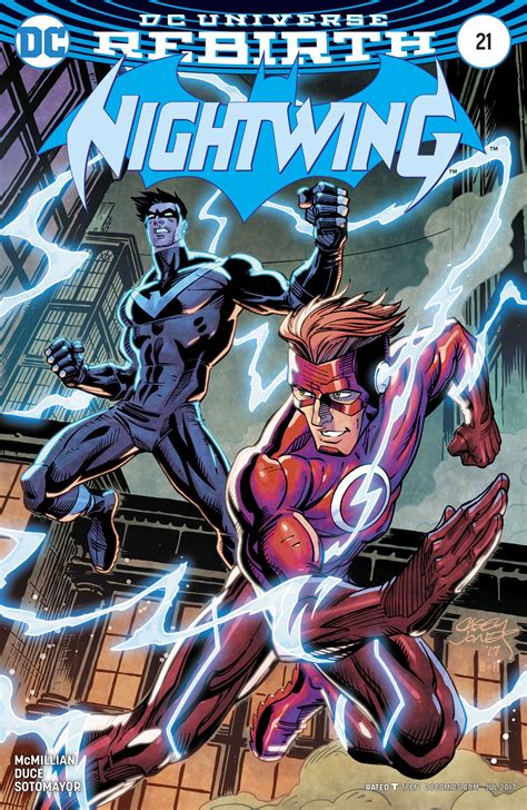 Dc Comics Nightwing 23 August 2017 dc comics the tales from the longbox podcast