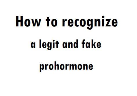 i supplements legit how to recognize legit and prohormones
