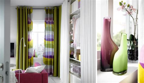Ikea Kitchen Curtains Inspiration Ikea Curtains Inspiration With Soft Touch Home Design And Interior
