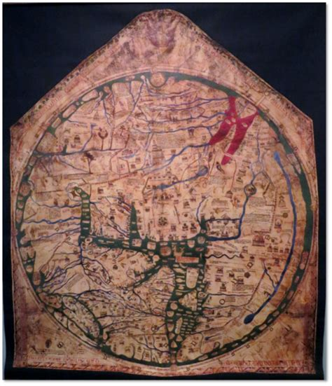embracing the uncertain 40 devotions for unsteady times books 226 title the hereford mappamundi date ca 1290 a d