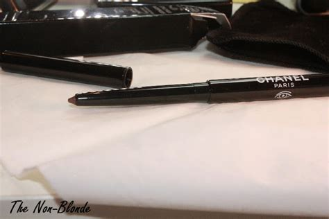 Chanel Stylo Yeux Waterproof Eyeliner Chanel Santal 100 Stylo Yeux Waterproof Eyeliner The