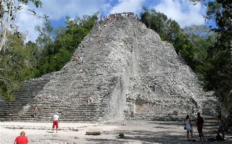 coba pyramid mexico my pictures from mexico 2014 pinterest file coba nohoch mul 27527 jpg wikipedia