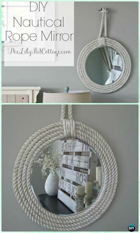 mirror frame ideas diy decorative mirror frame ideas and projects picture