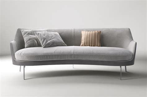 flexform sofas flexform guscio sofa 3d model turbosquid 1149397