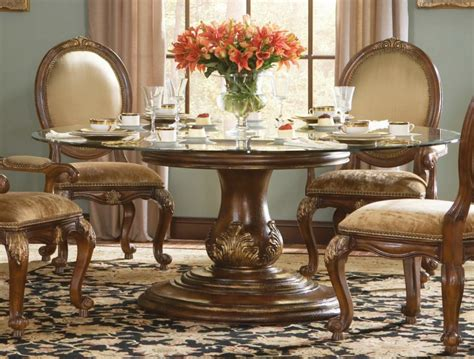 upscale dining room sets luxury dining room table marceladick com