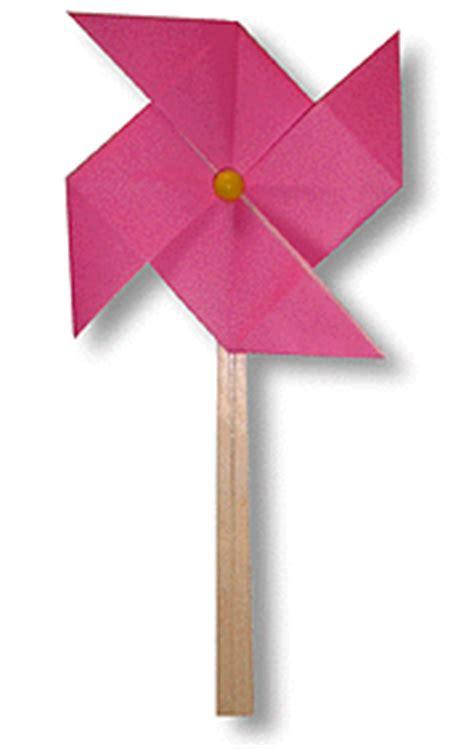 Origami Wind Mill - origami origami windmill