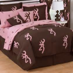 pink camo bedding browning pink buckmark bedding