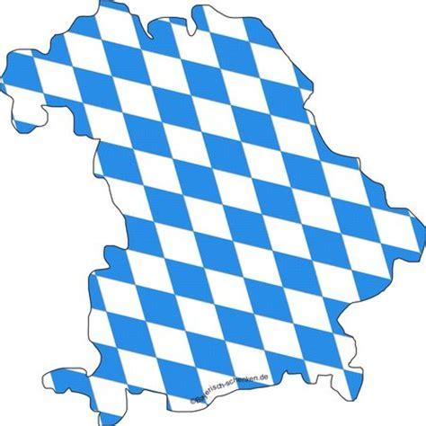 Lustige Bayern Aufkleber by Aufkleber Mit Kontur Des Staatsgebietes Freitstaat Bayern