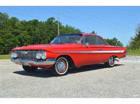 1961 chevrolet impala ss 1961 chevrolet impala ss for sale classiccars cc
