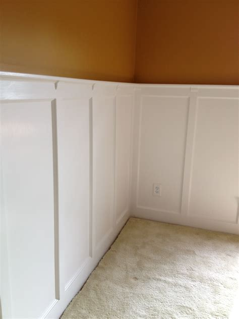 Wainscoting Painting by Wainscot Counterpoint