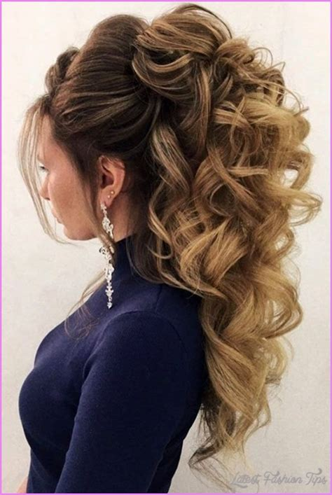 hair bridesmaid bridesmaids hairstyles latestfashiontips