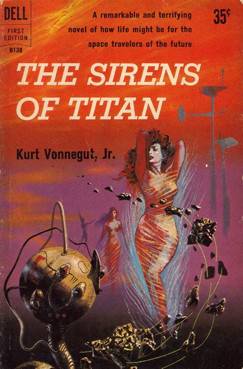 the vonnegut review the kings of infinite space and the sirens of titan