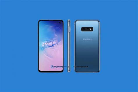 Samsung Galaxy S10 Samsung Galaxy S10 Shown In Prism Blue Color