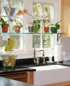 kitchen window shelf ideas 25 best ideas about kitchen window decor on