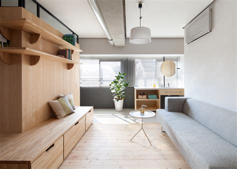 japanese home design studio apartments two apartments in modern minimalist japanese style
