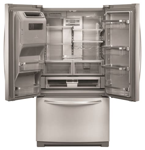 Kitchenaid Refrigerator Not Cooling Properly New Kitchenaid Refrigerator Features Unique Platinum