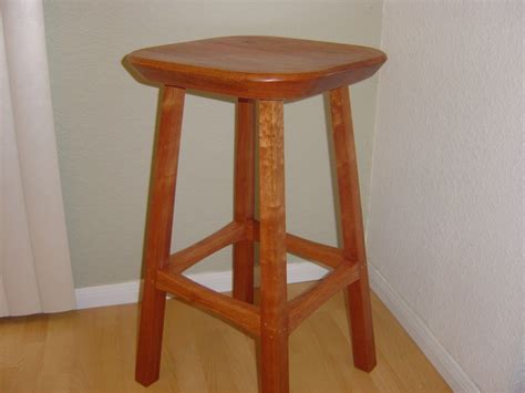 build a shop stool shop stool build the wood whisperer