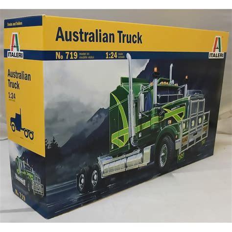 model trucks australia italeri 1 24 719 australian model truck kit italeri from