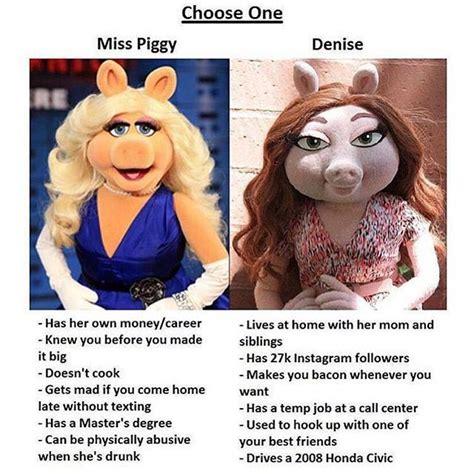 Kermit And Miss Piggy Meme - meet kermit the frog s new girlfriend denise 10 photos