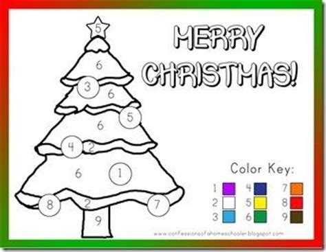 preschool christmas activities free printables tip junkie
