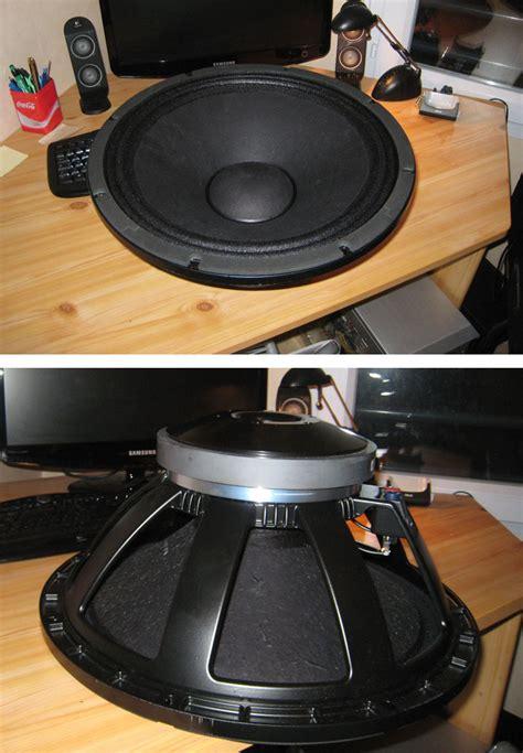 Speaker Rcf P300 rcf l18p300 image 199520 audiofanzine