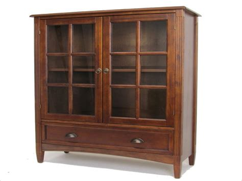 sauder barrister bookcase with glass doors barrister