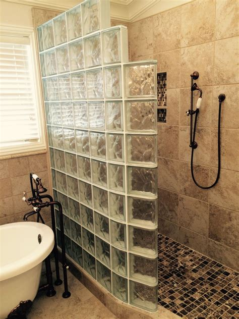 glass block bathroom ideas 5 out of the box remodeling tips for a master bathroom
