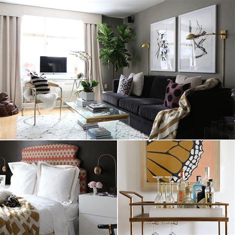 Diy Apartment Interior Designer S Nyc Apartment Is Of Diy