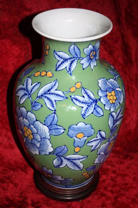 floreros mercado libre florero 193 nfora porcelana chino 200 000 en mercado libre