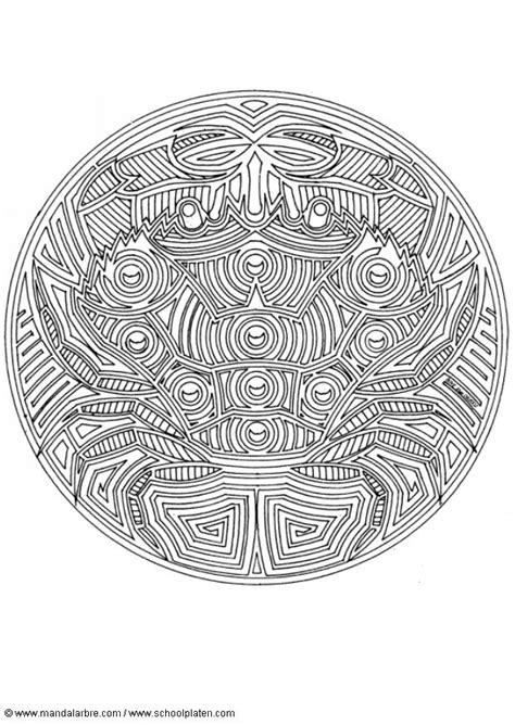 mandala coloring pages turtles free coloring pages of mandala turtle
