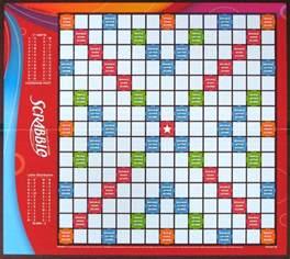 Blank Scrabble Board Template by Blank Scrabble Board
