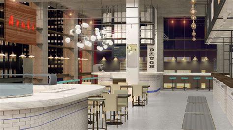 The Kitchen New York by City Kitchen Will Bring Dough Ilili Box And Ippudo To