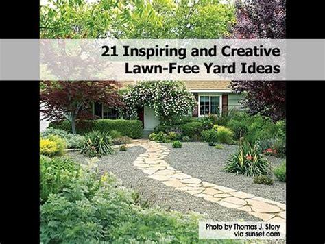 inspiring  creative lawn  yard ideas