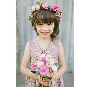 Flower Girls &amp Ring Bearers  Girl Crown 2034366