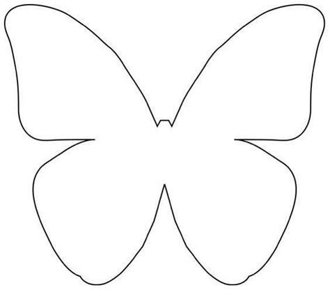 imagenes de mariposas moldes decoraciones con mariposas de papel dale detalles