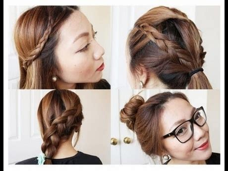 Fast Easy Hairstyles by Fast Easy Hairstyles For Medium Hair