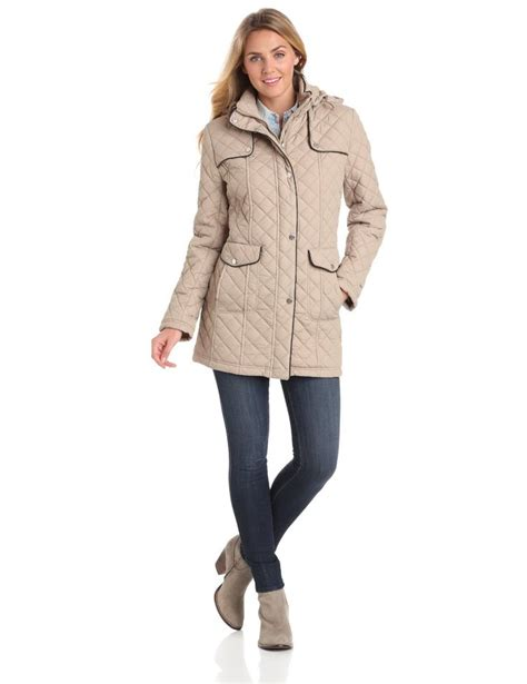 Quilted Barn Jacket S by Hilfiger S Quilted Barn Jacket Modern