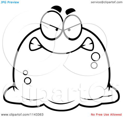 blob fish coloring page blob fish octonauts coloring pages coloring pages