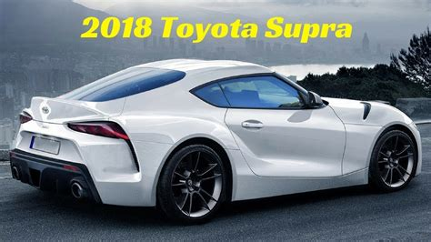 2018 sports cars 2018 toyota supra the true japanese sports car we ve