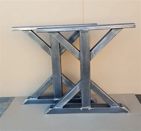 how to sturdy table legs best 25 bench legs ideas on metal furniture