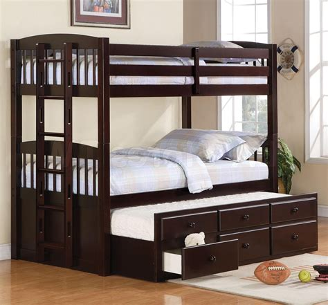 Large Bunk Bed Bedroom Combining Traditional Elements With Contemporary Functionality With Bunk Beds On Sale