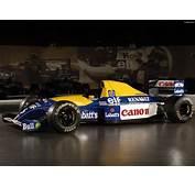 Williams FW14 1991 Photos 2048x1536