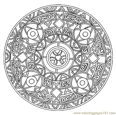 mandala coloring pages printable for adults free printable mandala coloring pages adults