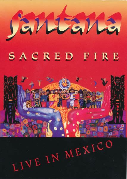 dvd format mexico santana sacred fire live in mexico dvd at discogs