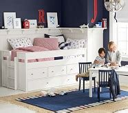 Pottery Barn Trundle Bed Assembly by Kendall Bed Pottery Barn