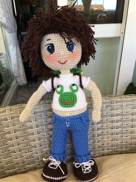 amigurumi muecas petus ochoa muecas amigurumi doll crochet dolls y stuffed