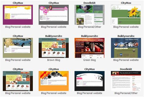 web layout builder website builder net help you find the best website