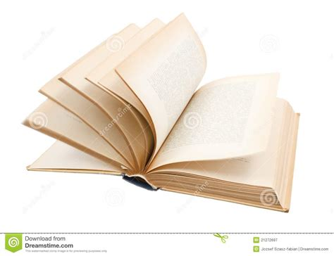 with from books turning pages of book stock image image of aged